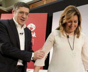Patxi López i Susana Díaz