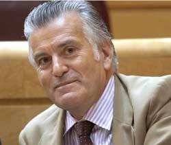 L'extresorer del PP, Luis Bárcenas
