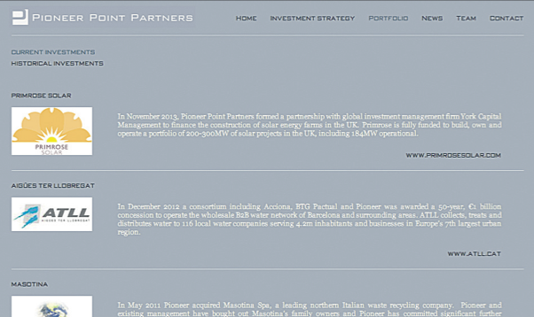 pioneer point partners