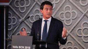 Manuel Valls, candidat a l'alcaldia de Barcelona