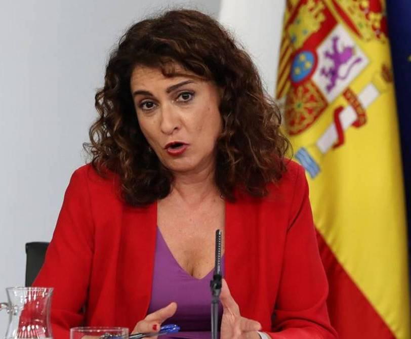 María Jesús Montero, ministre d'Hisenda