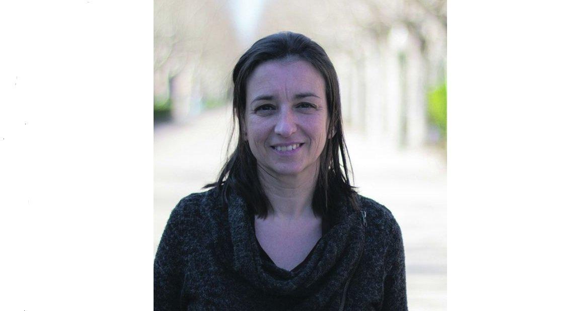 Marina Llansana, vicepresidenta de 'Òmnium Cultural'