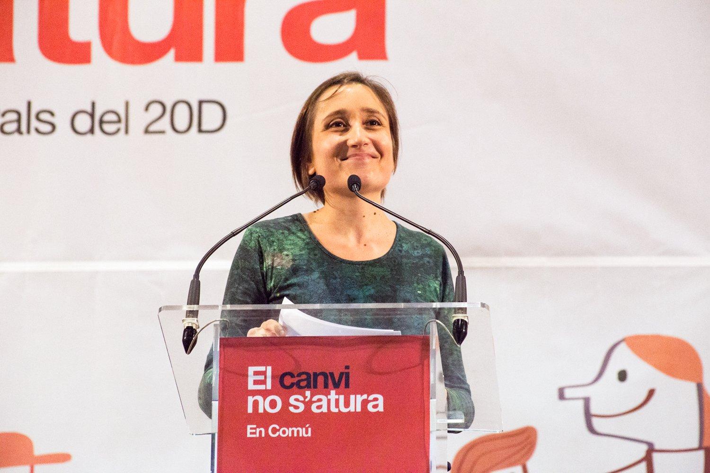 Marta Sibina, diputada de En común Podemos