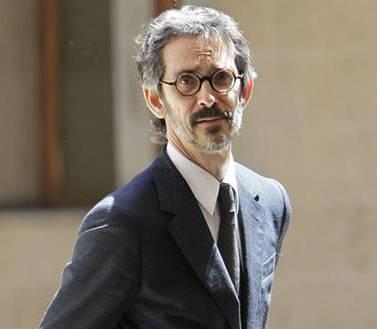 L'advocat Cristóbal Martell.