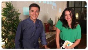 Martí Gironell és el primer entrevistat per Marcela Topor a la nova