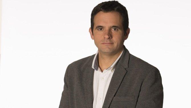 Martí Patxot, director comercial de la CCMA fins l'1 de novembre de 2