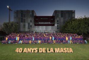 Conmemoración del 40º aniversario de la Masía