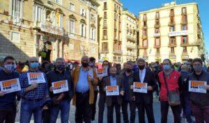 Miembros de la federación catalana de kárate