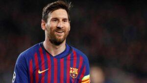 Leo Messi ya no sonríe en el Barça