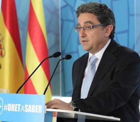 Enric Millo, delegat del govern