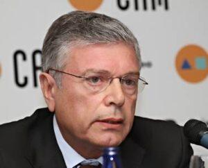 Modesto Crespo, expresident de la CAM