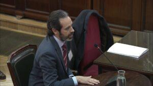 Antoni Molons, en el Supremo
