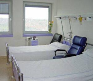 habitació d'hospital