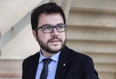 Pere Aragonès