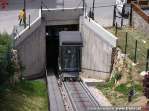 Funicular Puigcerdà