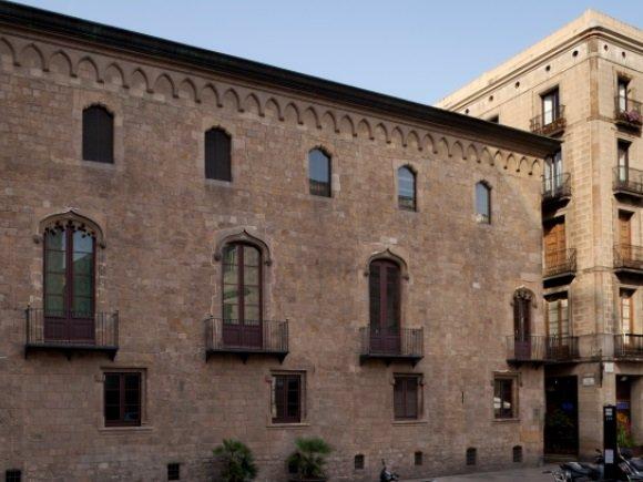 La Oficina del ex-presidente Carles Puigdemont está ubicada en el Palau Centelles