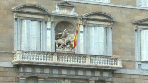 El balcó, sin la pancarta
