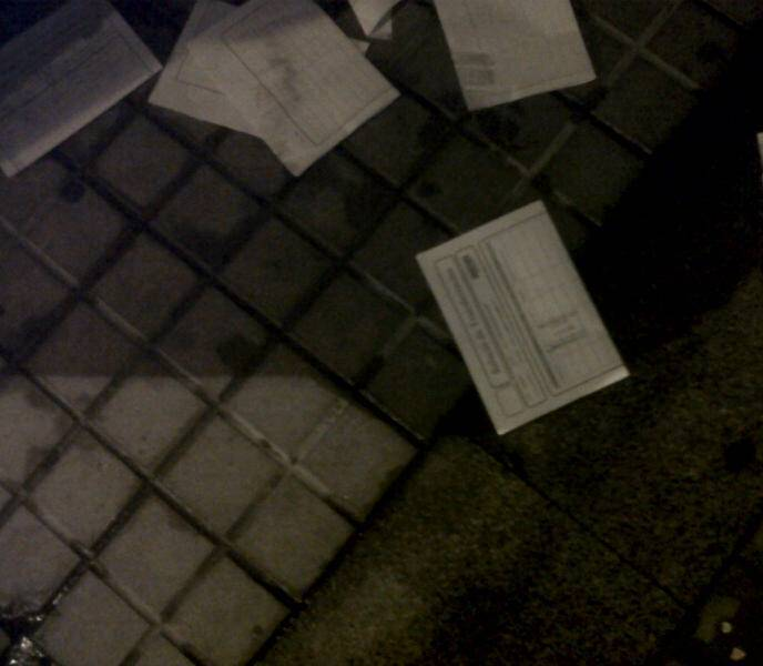 Documents escombraries