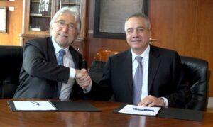 Pere Navarro i Josep Sánchez Llibre