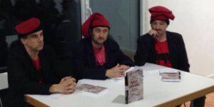 Autors de 'Perles catalanes', Salvador Avià, Jordi Avià i Joan-Marc Passada