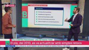 Maiol Roger explica a Planta Baixa que el gobierno aplicó tarde el