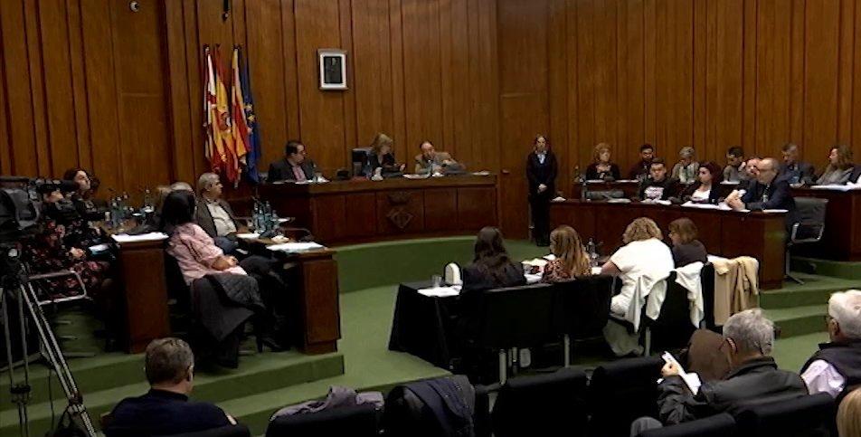 Pleno municipal de l'Hospitalet