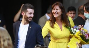 Joan Porras i Laura Borràs
