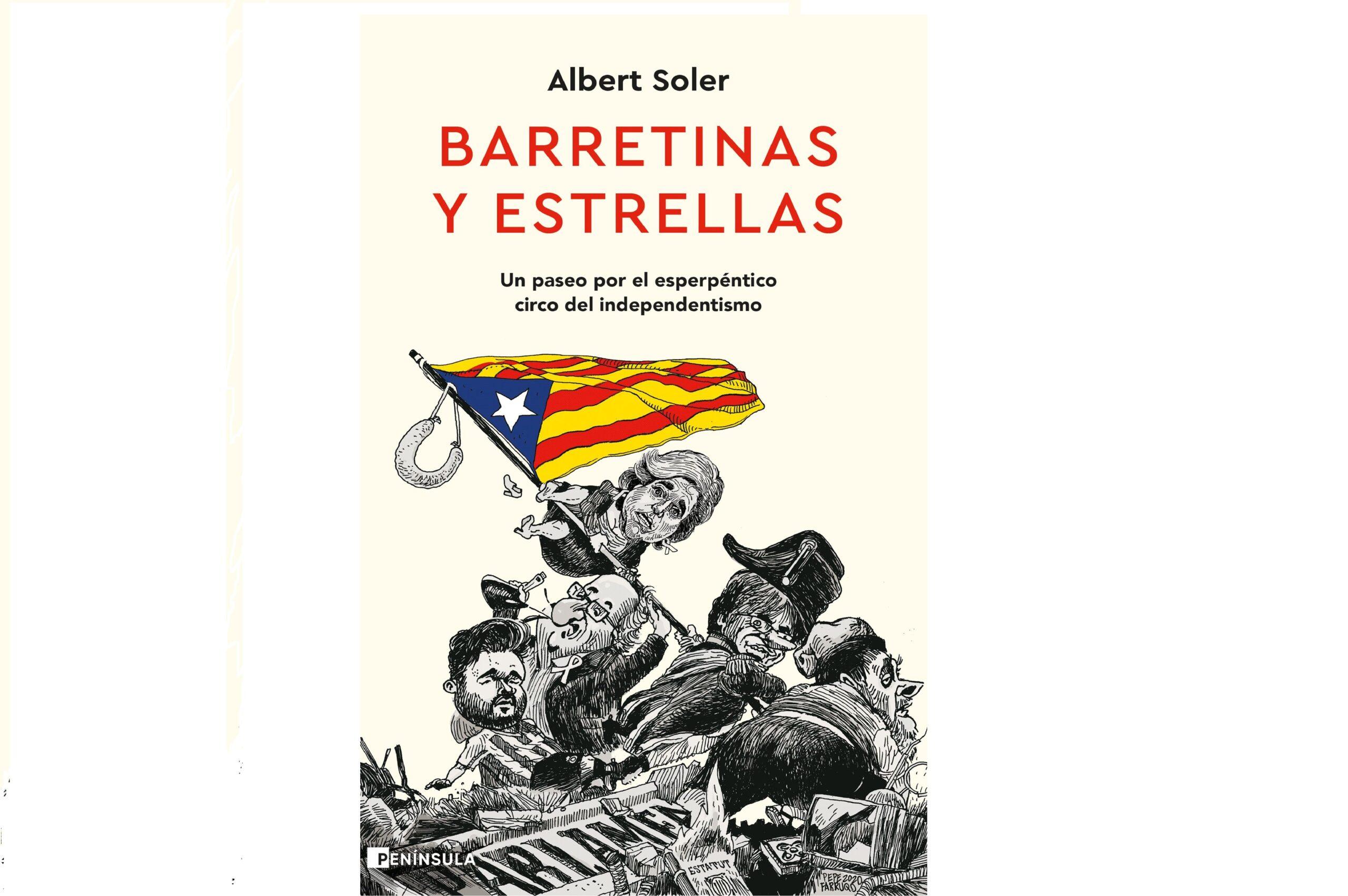 Portada del nuevo libro de Albert Soler