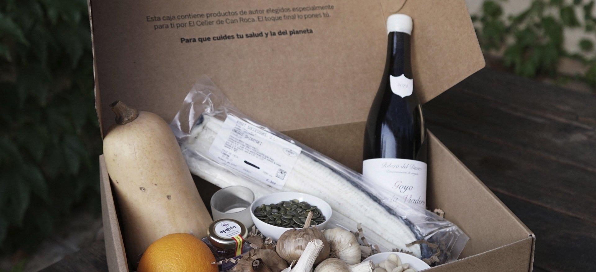 Los productos galardonados serán incluidos en una de las cestas de 'Gastronomía sostenible'