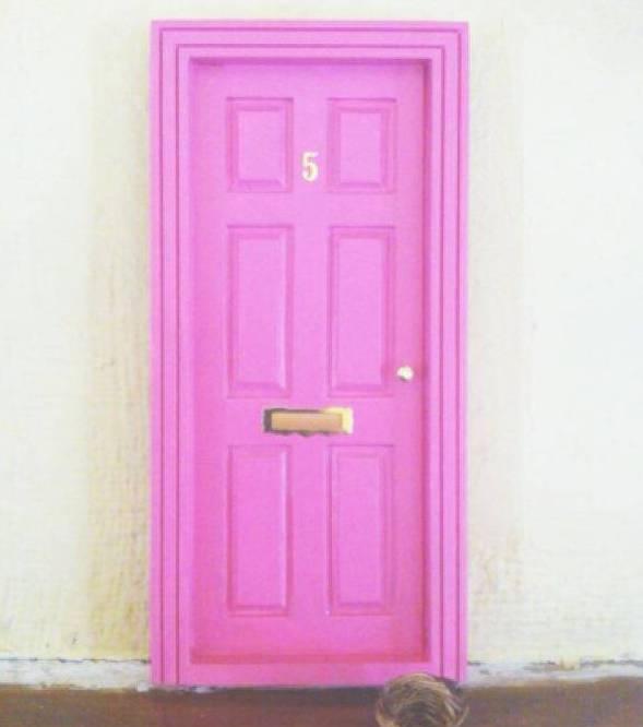 porta rosa (recurs)