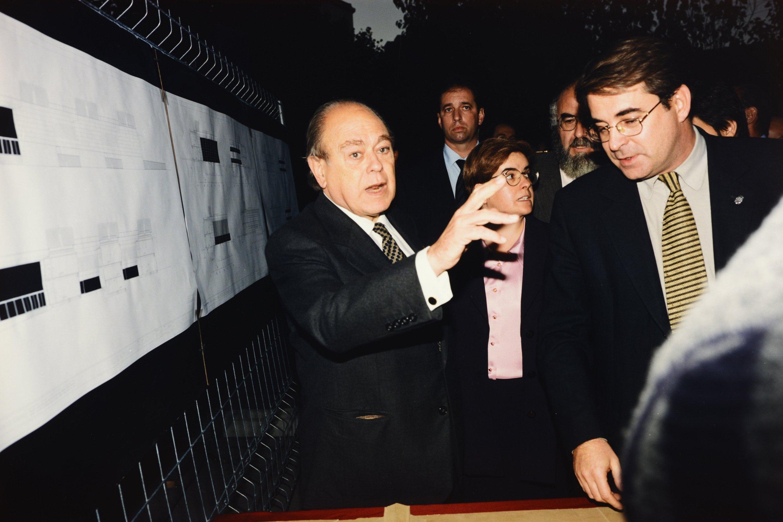 Jordi Pujol, el 1998