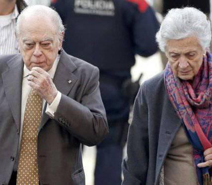 Jordi Pujol i Marta Ferrusola
