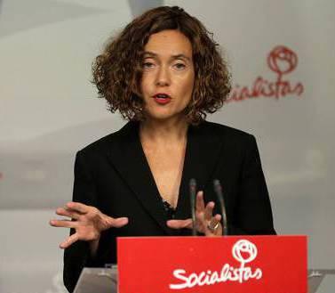 Meritxell Batet, actual diputada per Madrid.