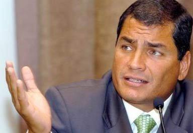 Rafael Correa radio
