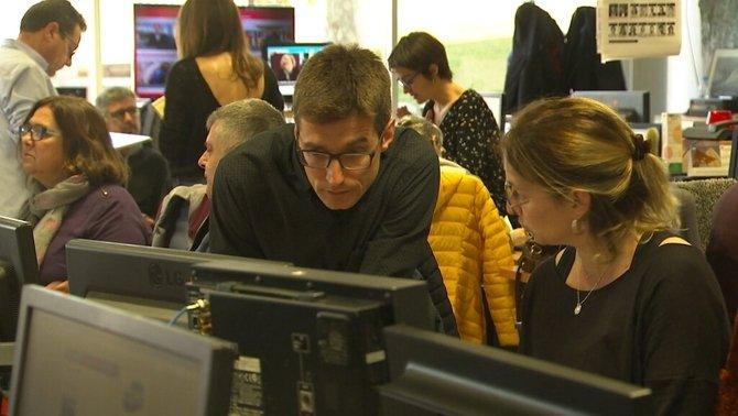 Redacció d'informatius TV3