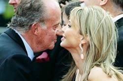 El Rei Joan Carles i Corinna
