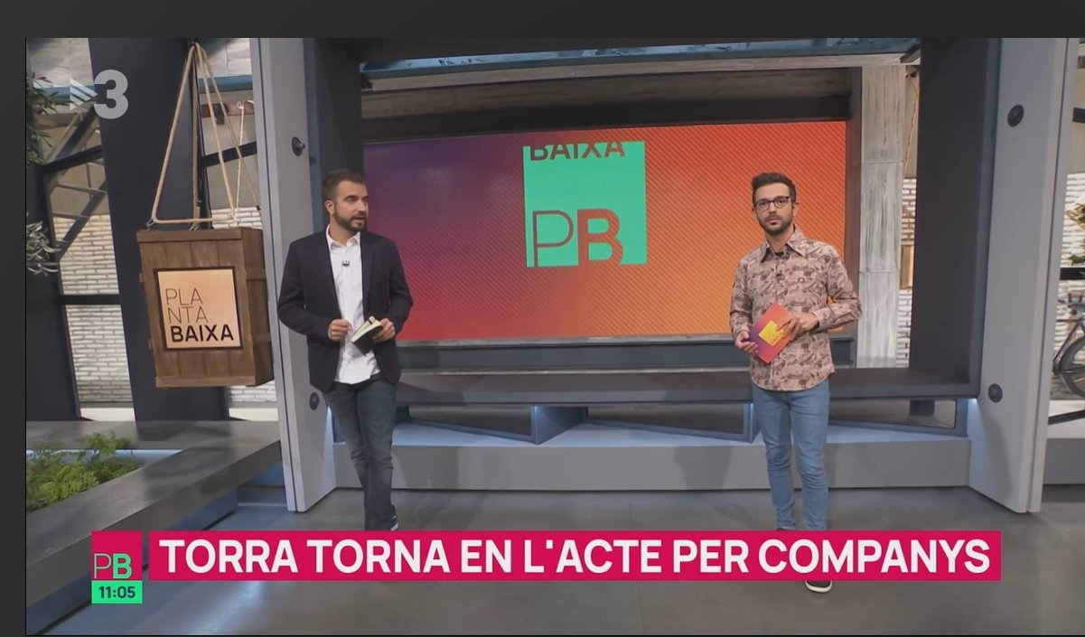 Ricard Ustrell presenta 'Planta Baixa', el 15 de octubre