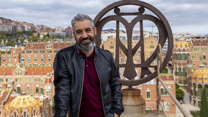 Roger de Gràcia conduirà el nou programa de Sàpiens a TV3
