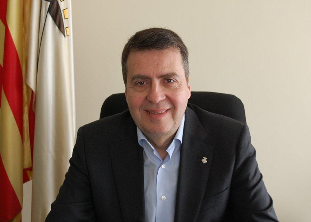 Miguel Ángel Méndez, alcalde de Premià de Mar