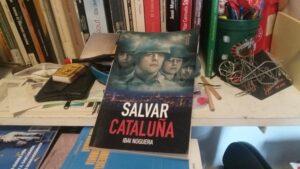Portada de Salvar Catalunya, un llibre per la polèmica
