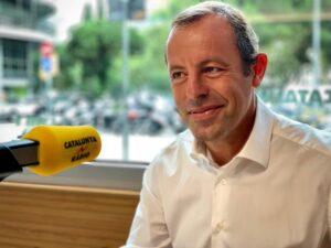 Sandro Rosell, a 'El Matí a Catalunya Ràdio', aquest 30 de juny