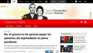 Portal del programa 'Catalunya Migdia' de Catalunya Ràdio