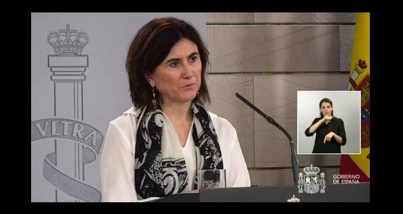 María José Sierra, cap d'àrea del CCAES