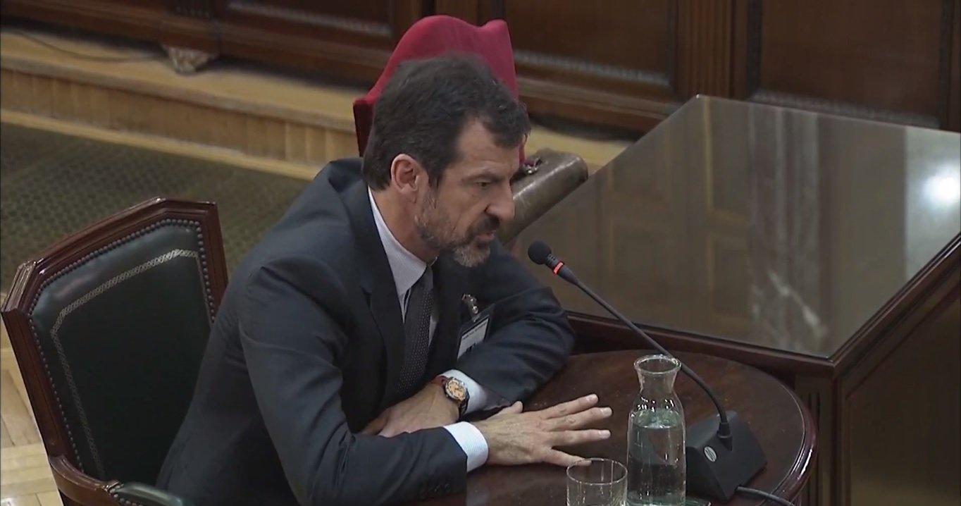 El comissari Ferran López