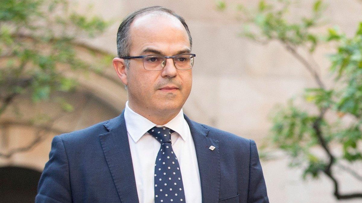 El exconsejero de Presidencia, Jordi Turull