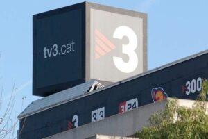 Exteriors de TV3