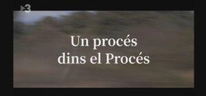 Caràtula de 'Un procés dins el Procés'