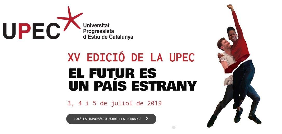 Cartell de la UPEC 2019