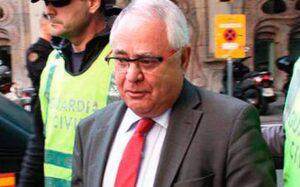 Andreu Viloca va ser tresorer de Convergència