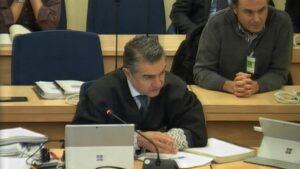 El fiscal Miguel Ángel Carballo
